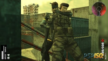 Metal Gear Solid: Portable Ops Plus + (PSP/ENG)