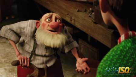 Секретная служба Санта-Клауса / Arthur Christmas (2011) HDRip