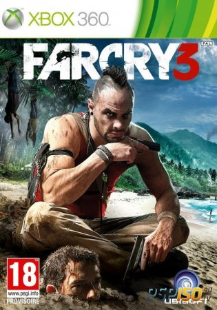 Far Cry 3 [Region Free/RUS] (XGD3) (LT+ 3.0)
