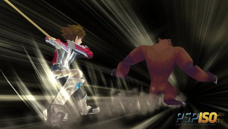 Tales of Hearts R - ������� � Chase Link � �������� Galando