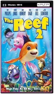 Риф 2: Прилив / The Reef 2: High Tide (2012) DVDRip