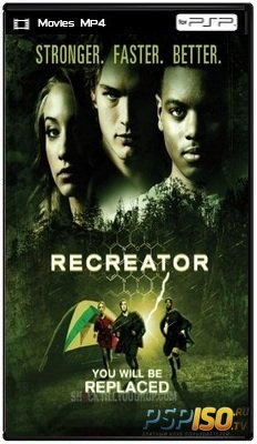 ��������� ������ / Recreator (2012) HDRip