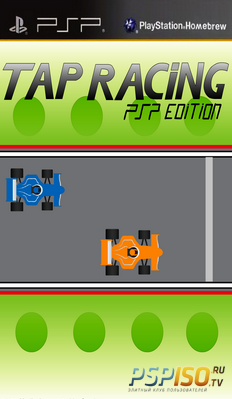 Tap Racing: PSP Edition  [HomeBrew]