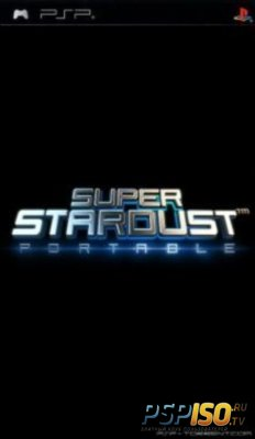 Super Stardust Portable (PSP/RUS/2008/ISO)