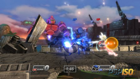 PlayStation All-Stars Battle Royale - скриншоты DLC