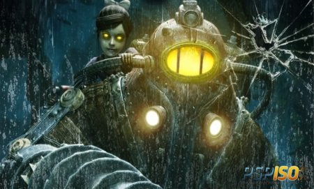 Bioshock 2 появится в Instant Game Collection