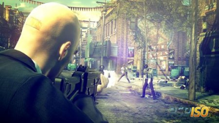 ��������� ���� ��� Hitman: Absolution