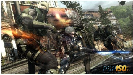 Демо Metal Gear Rising: Revengeance скоро в PSN