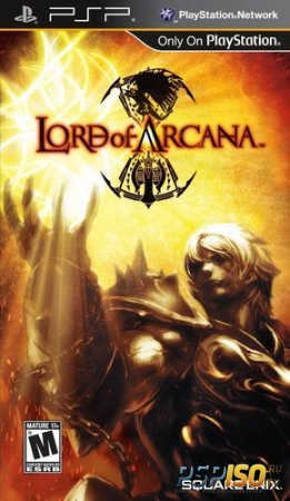 Lord of Arcana + DLC Pack (PSP/ENG)