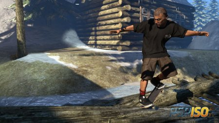 Tony Hawk's Pro Skater HD's Revert Pack выйдет в PSN