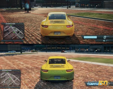 ����� ��� ����������� PS Vita - ����� �� �������� NEED FOR SPEED: MOST WANTED (2012)