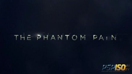 The Phantom Pain = MGS?