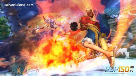 One Piece: Pirate Warriors 2 бокс-арт и скриншоты