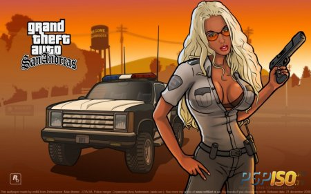 Grand Theft Auto: San Andreas появится в PSN на этой неделе
