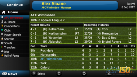 Football Manager Handheld 2013 [FULL][ISO][ENG]