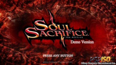 [Preview] Soul Sacrifice - «душевный тайтл»