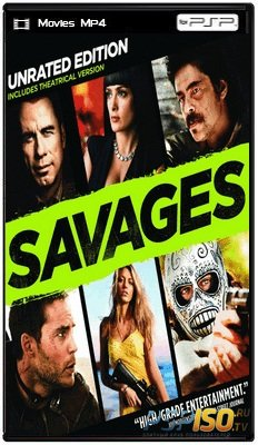 Дикари / Savages (2012) HDRip