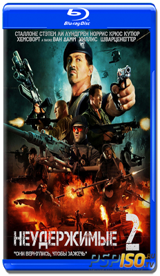 ����������� 2 / THE EXPENDABLES 2 (2012) HDRIP