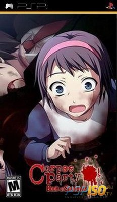Corpse Party: Book of Shadows [FULL][ISO][ENG][2013]