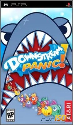 Downstream Panic! (2008/PSP/ENG)