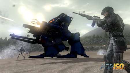 Earth Defense Force 2025 ����� �������