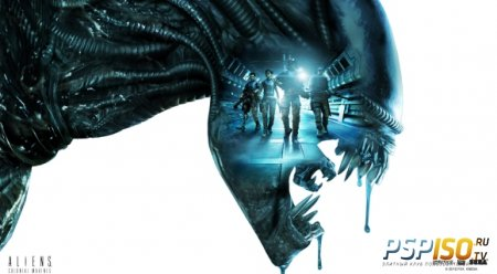 Сюжетное видео игры Aliens: Colonial Marines