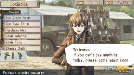 Valkyria Chronicles 3 Translation Project. January 2013 Update.