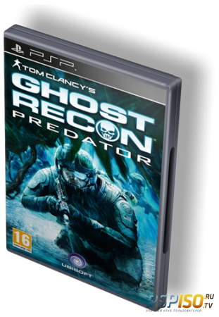 Tom Clancy's Ghost Recon: Predator (2010/ ENG/ Full)