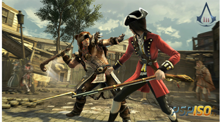 DLC к Assassin's Creed III