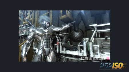Скриншоты Metal Gear Rising Revengeance - роботы Dwarf Gekko