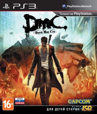 ��������� ����� ��� - DmC: Devil May Cry [3.41/3.55/4.21/4.30] [PS3]