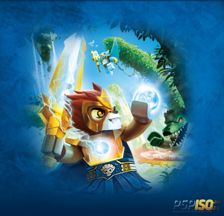 LEGO Legends of Chima: Laval's Journey выйдет PS Vita в 2013 году