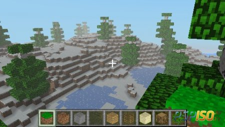 MineCraft Portable 0.4.1  [HomeBrew]