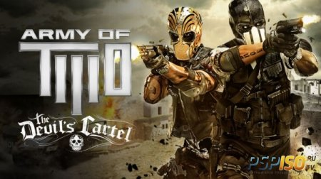 Трейлер Army of Two: The Devil's Cartel