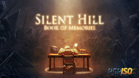 И снова команда MagicBox c Silent Hill Book Of Memories для PS Vita