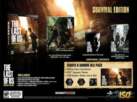 ����������� � ������������� ������� The Last of Us