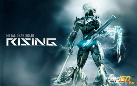 Metal Gear Rising Revengeance Первые враги