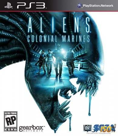 Aliens: Colonial Marines [PS3] [RUS] [4.21 / 4.30] (2013)