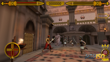 Chandragupta Warrior Prince (PSP/ENG) (2013)