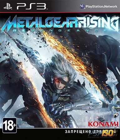 Metal Gear Rising: Revengeance [FULL] [RUS] [3.55/4.30]