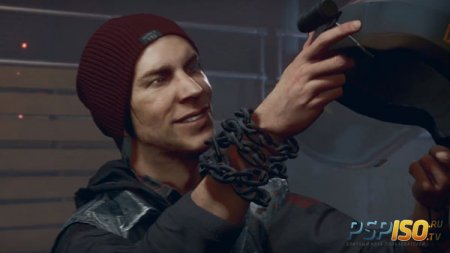 inFAMOUS: Second Son - выход на PS4