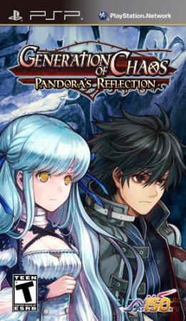 Generation of Chaos Pandora's Reflection (PSP/ENG/2013)