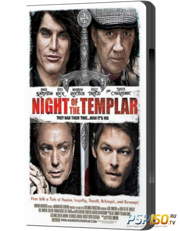 Ночь тамплиера / Night of the Templar (2012) WEB-DLRip