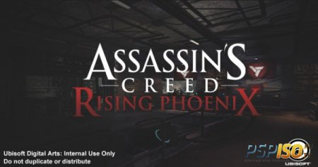 Assassin's Creed: Phoenix Rising для PS Vita