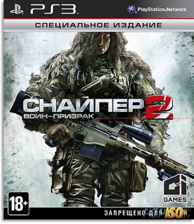 Sniper: Ghost Warrior 2 [FULL] [RUSSOUND] [3.41/3.55/4.30]