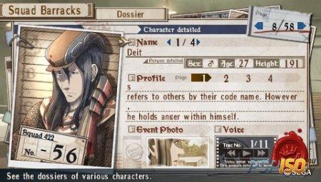 Valkyria Chronicles 3 Translation Project. March 2013 Update.