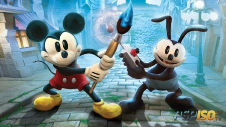 Epic Mickey 2 ������ �� PS Vita
