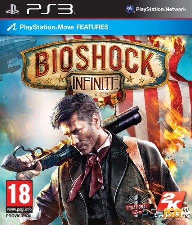 BioShock Infinite [FULL] [RUSSOUND]