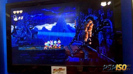 DuckTales Remastered  - геймплей