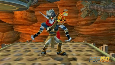 Jak and Daxter Collection скоро на  PS Vita